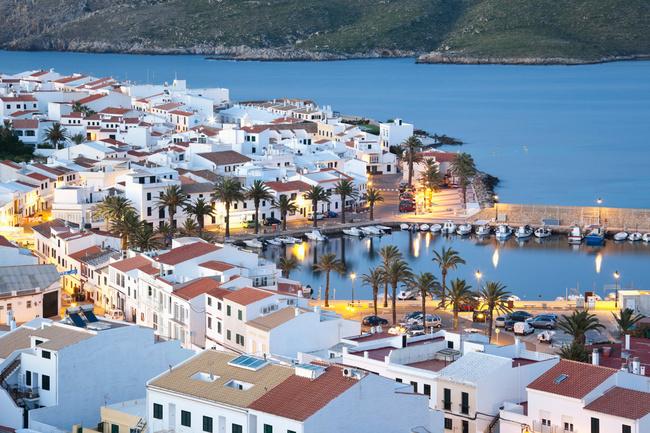Balearic islands bravo top dmc - Los banos mas bonitos ...